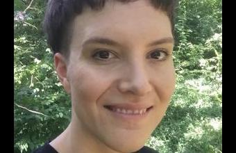 Marta Heckel has joined the Philosophy Department as an assistant professor